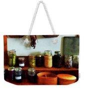 Pickles Beans And Jellies Weekender Tote Bag