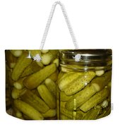 Pickles Weekender Tote Bag