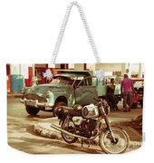 Pickup Bike  Weekender Tote Bag