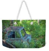 Pickup Cab Weekender Tote Bag