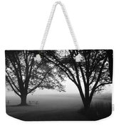 Picnic In The Fog Weekender Tote Bag