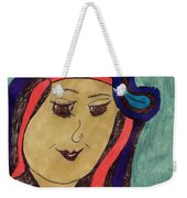 Picture Beautiful Weekender Tote Bag