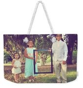 Picture Perfect Weekender Tote Bag