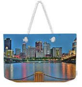Picture Perfect Pittsburgh Weekender Tote Bag