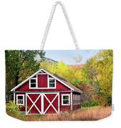 Picturesque Weekender Tote Bag by Betty LaRue