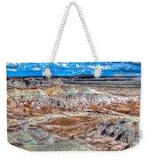 Picturesque Blue Mesa Weekender Tote Bag