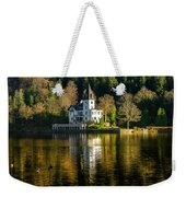 Picturesque Grundlsee Weekender Tote Bag