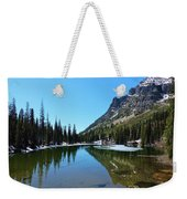 Picturesque Lake Weekender Tote Bag