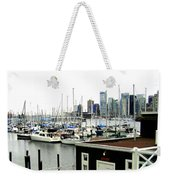 Picturesque Vancouver Harbor Weekender Tote Bag
