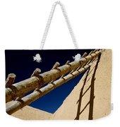 Picuris Pueblo Ladder. Weekender Tote Bag