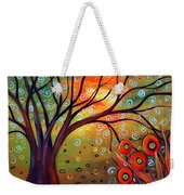 Piece Of Eden Weekender Tote Bag
