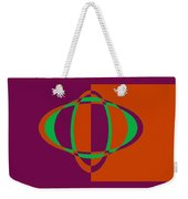 Pied Piper Design Weekender Tote Bag