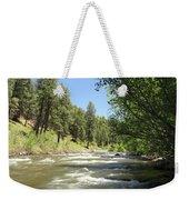 Piedra River Weekender Tote Bag