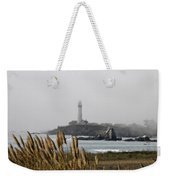 Piegeon Point Lighthouse Weekender Tote Bag