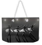 Ballet Weekender Tote Bag