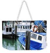 Pier 39 Weekender Tote Bag