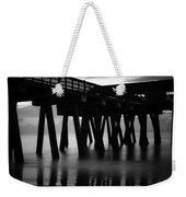 Pier Abstract Weekender Tote Bag