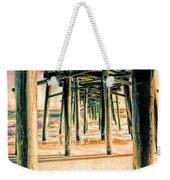 Pier Crisscross Weekender Tote Bag