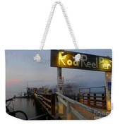 Pier Group Weekender Tote Bag