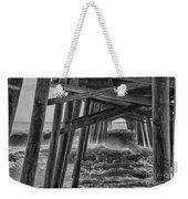 Pier Storm Weekender Tote Bag