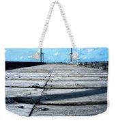 Pier To The Sky Weekender Tote Bag