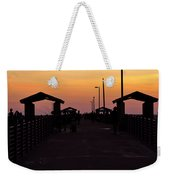 Pier Work Number Six Weekender Tote Bag