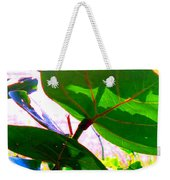 Piercing Sea Grapes Weekender Tote Bag