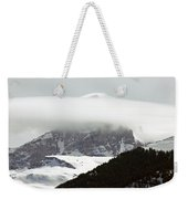 Piercing The Clouds Weekender Tote Bag