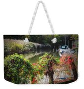 Piermont Fall Color Weekender Tote Bag