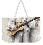 Pierrot Weekender Tote Bag