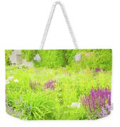 Piet Oudolf Garden At Tbg Weekender Tote Bag