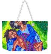 Pieta-2 Weekender Tote Bag