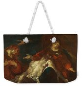 Pieta With Mary Magdalene Weekender Tote Bag