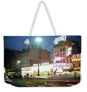 Pigalle Paris Weekender Tote Bag