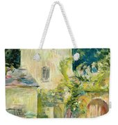 Pigeon Loft At The Chateau Du Mesnil Weekender Tote Bag