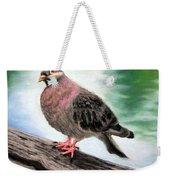 Pigeon Toes Weekender Tote Bag