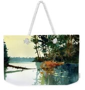 Pike Alley Weekender Tote Bag