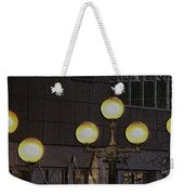 Pike Lights  Weekender Tote Bag