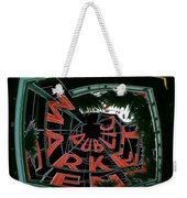 Pike Place Market Entrance 2 Weekender Tote Bag