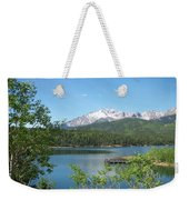 Pike's Peak Weekender Tote Bag