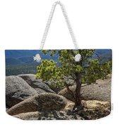 Pikes Peak Bristlecone Weekender Tote Bag