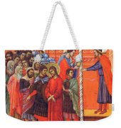 Pilate Washes His Hands 1311 Weekender Tote Bag