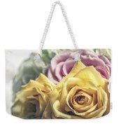 Pile Of Roses Weekender Tote Bag
