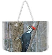 Pileated Woodpecker - Dryocopus Pileatus Weekender Tote Bag