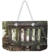 Piles Of A Season Past.. Weekender Tote Bag