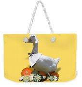 Pilgrim Duck Weekender Tote Bag