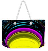 Pillar Of Light Weekender Tote Bag