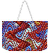 Pillars In The Sky Weekender Tote Bag