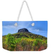 Pilot On A Spring Day Weekender Tote Bag