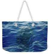 Pilot Whale 9 The Mermaid  Weekender Tote Bag